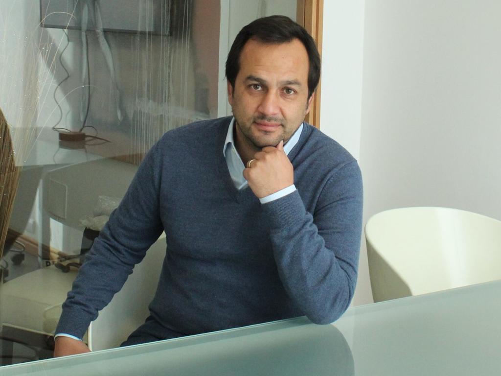Fabrizio Pellerano, Director The Mackay School Old Boys Association