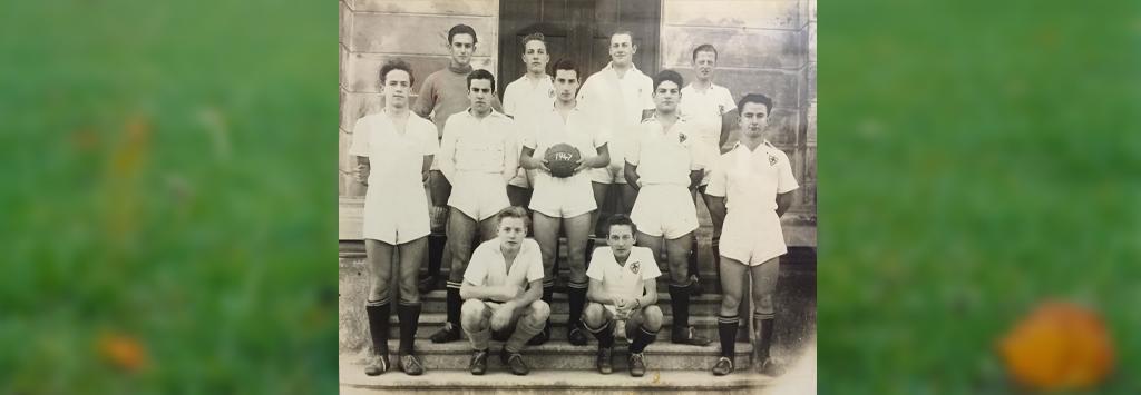 Los inicios de uno de los equipos más emblemáticos de fútbol de la región, estuvo compuesto por alumnos del Colegio Mackay