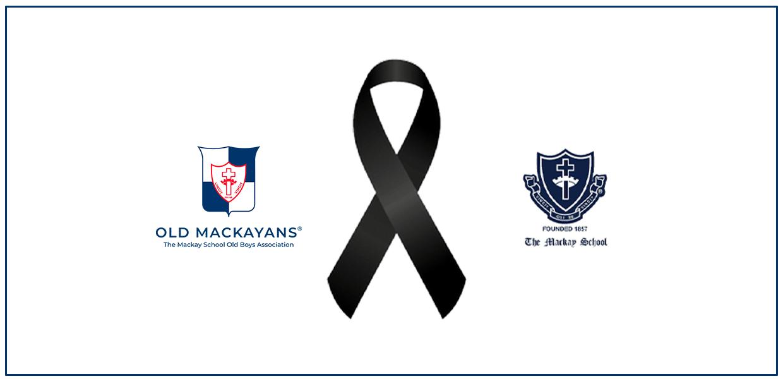Condolencias – The Mackay School Old Boys Association