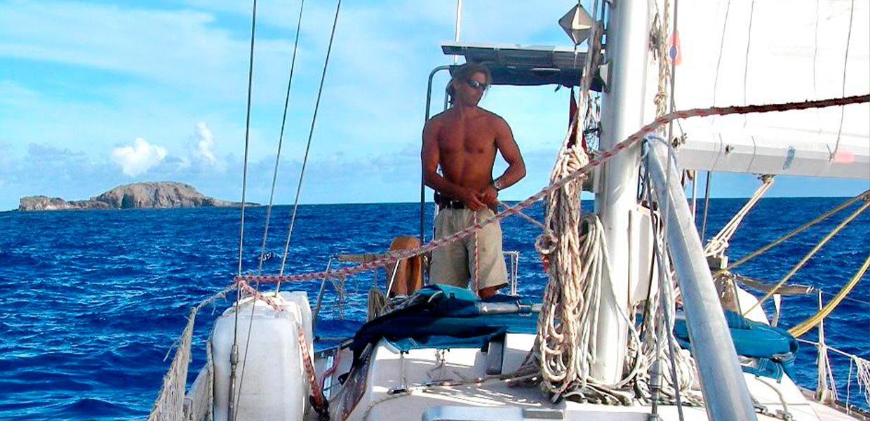 Andy McDonald – Navegando por el mar de los desafíos y sueños